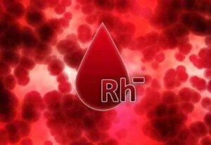RH negativ